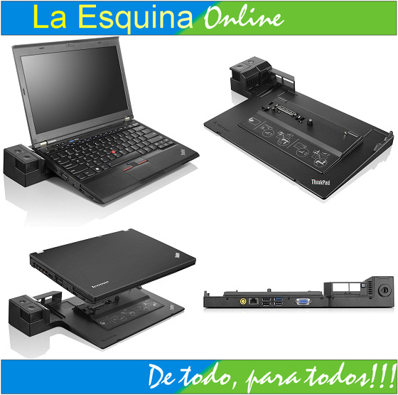 ThinkPad Port Replicator Series 3 con USB 3.0 P/N: 433615W